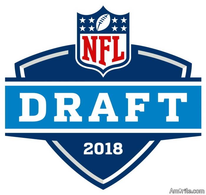 This week is the NFL 2018 Draft, are you interested?