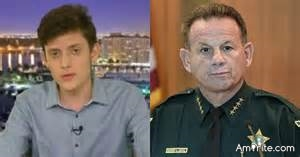 Tell me Sheriff COWARD, what country does Kyle live in?