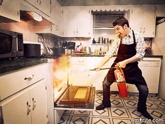 After watching Worst Cooks in America...I am curious...what has been your worst kitchen disaster(s)?