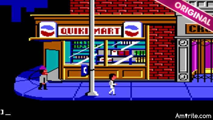 Do you like Leisure Suit Larry?