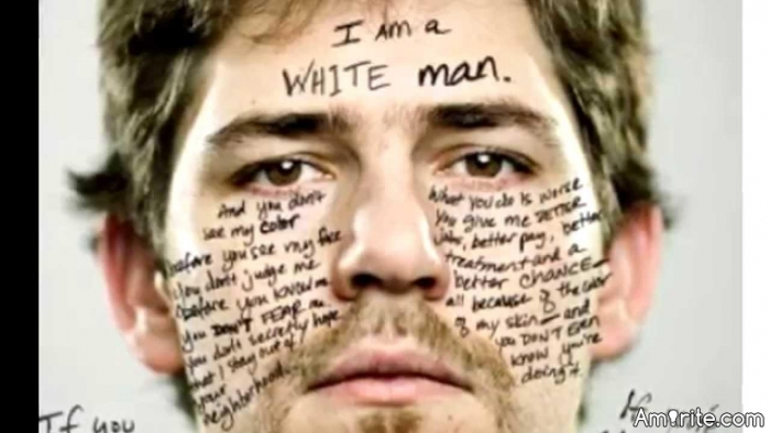 Once upon a time being born male and white automatically gave you an advantage in the game of life... <em>amirite</em>?