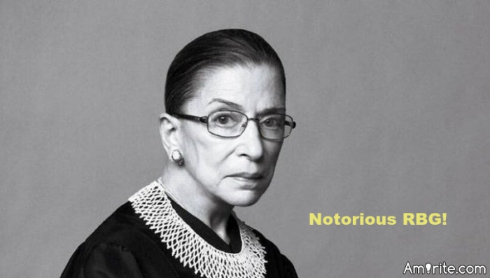 Ruth Bader Ginsburg has hired her law clerks through 2020 and is ready to resist Trump until he is gone. Agree if you love RBG!