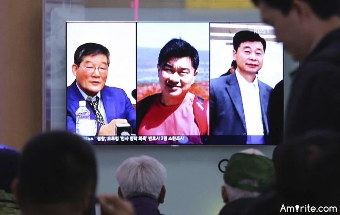 North Korea Releases 3 Americans as Kim Jong Un Prepares to Meet Trump