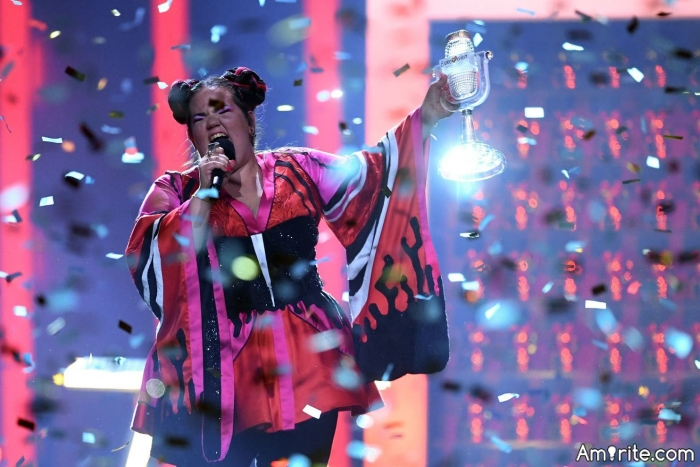 """Every social media today has been blowing up about the recent Eurovision finals, a lot of people are displeased with the winner. Do you think that """"Netta"""" was worthy of the win?"""