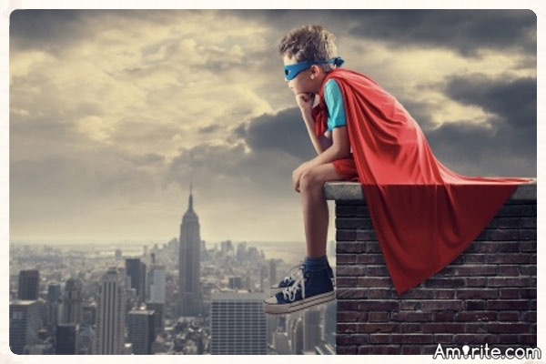 Quiz! Which superhero are you?