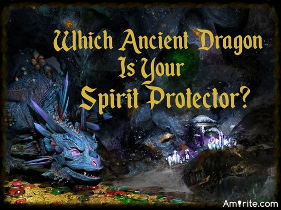 Quiz! Which Ancient Dragon Is Your Spirit Protector?