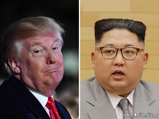 North Korea better not pull out of the meeting with Donald Trump.  When a really rich man like Donald Trump offers to meet with you, you better be honored and not pull out.  Donald Trump would never pull out of anything. Donald Trump is very honorable.