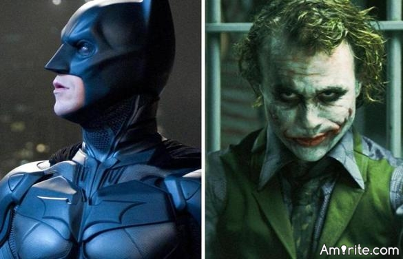 Who is your favourite fictional villain?