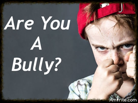 Quiz! Are You A Bully?