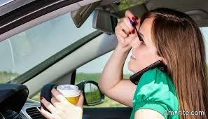 Applying Makeup While Driving: Calling On All Females--- Is This A Common Practice?