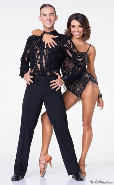 "Adam Rippon and Jenna Johnson Win DWTS. Do you think Adam Rippon had a ""sexual tension"" concentration advantage on DWTS?"