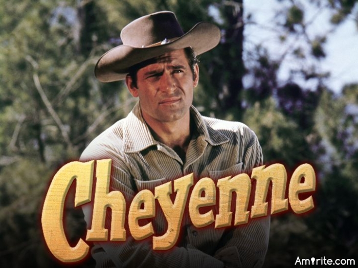 Did you read that Clint Walker died at age 91? He lived not that far from me. Always watched Cheyenne and still do!