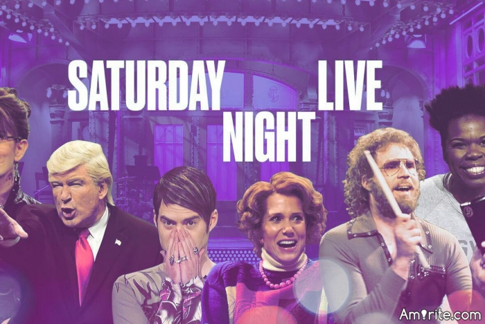Saturday Night Live is overhyped, <strong>amirite?</strong>