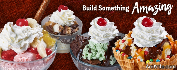 Sundaes: What's your favorite type of Sundae?  What kind? What Toppings? Etc.