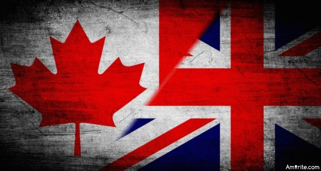 Canada vs United Kingdom