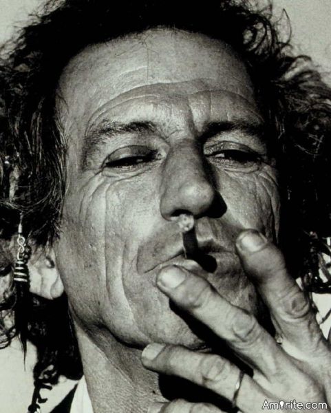 It's beginning to look as if Keith Richards will outlive us all.