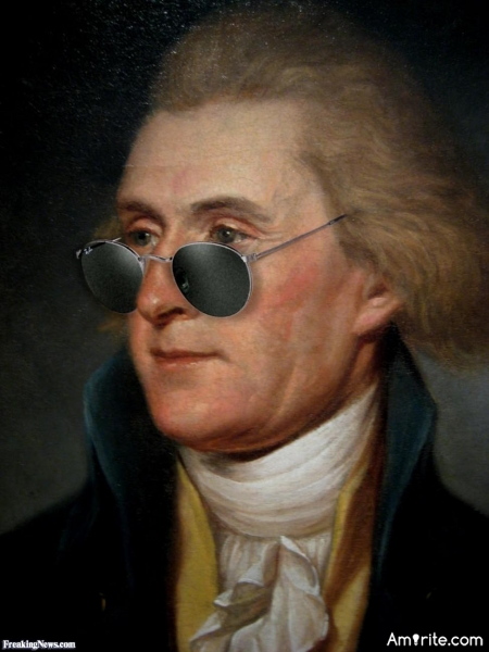 Which former U.S. president do you think looked (or <em>would have</em> looked) the coolest wearing shades?