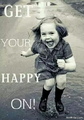 What makes you Happy??