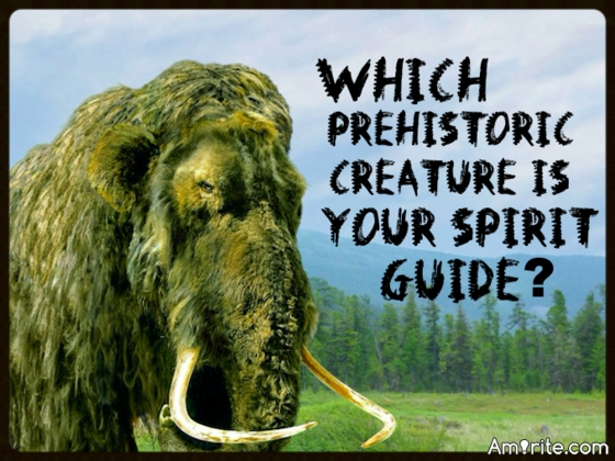 Quiz! Which Prehistoric Creature Is Your Spirit Animal?