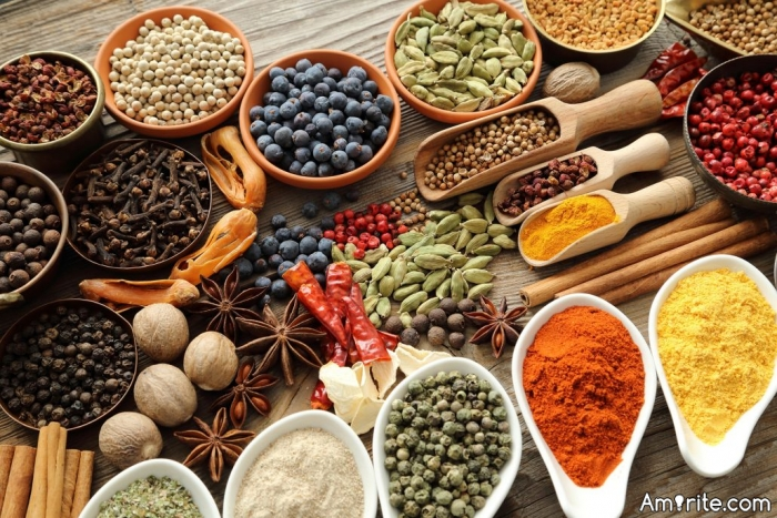 We've all got to eat some of the time, so what are you're favorite cooking spices, herbs or ingredients?