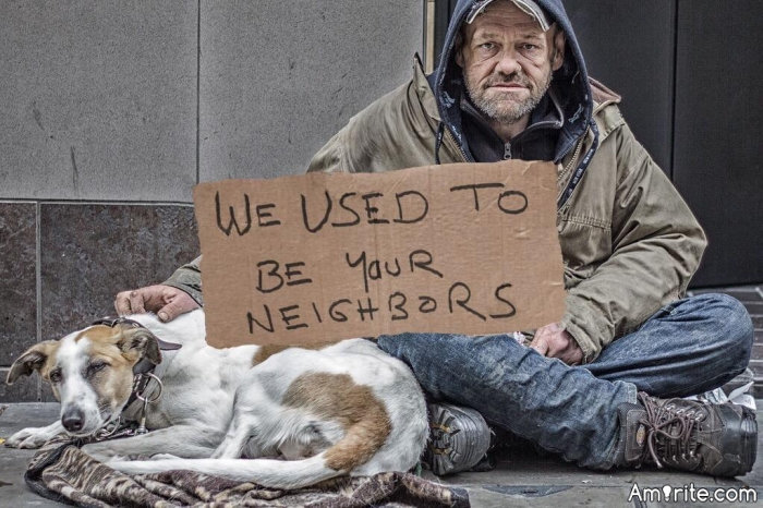 I have an idea!! Let's let in 25,000 Syrian refugees, GIVE them $2,500 @ month and let our own Canadian homeless people die on the streets ... Oh wait, that was Trudeau and his dysfunctional Liberal Cabinet's idea ... Nice to know he cares about Canadians.