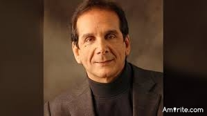 Just a post in memory of the late, great Dr. Charles Krauthammer who passed away June 21st, 2018. Loved reading his work and listening to his opinions even when I vehemently disagreed with him. He actually has many memorable quotes...If interested post some that caught your attention one way or the other.