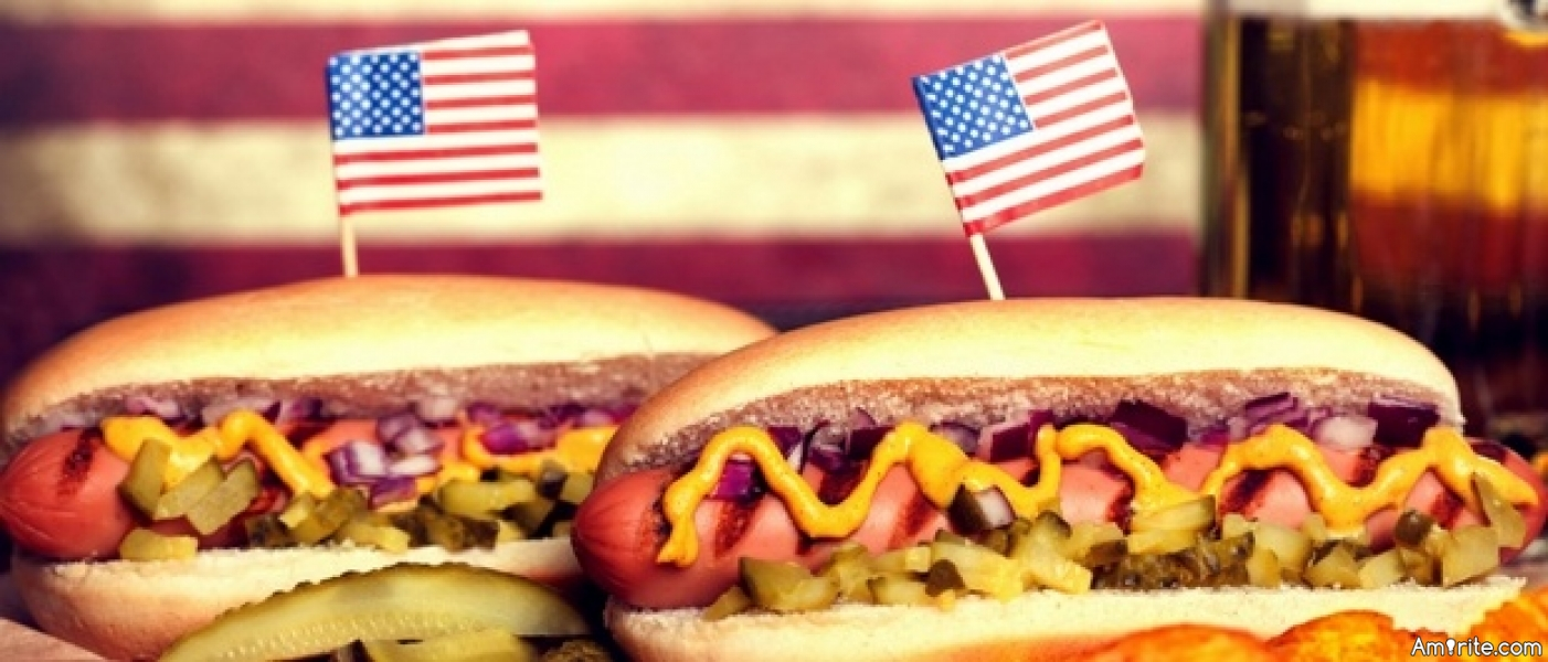 What American food have you had recently?