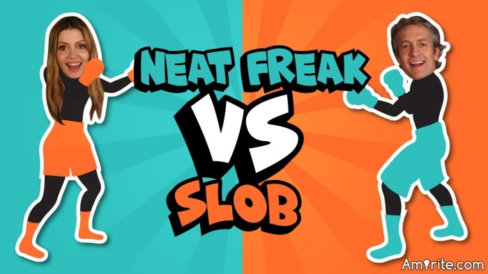 Are you a neat freak?