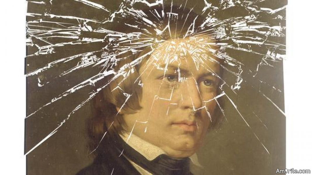 "German composer Robert Schumann was self admitted to a mental asylum where he was diagnosed with ""psychotic melancholia""  Among other things, he couldn't get the musical note ""A"" out of his head. Do obsessive Trump haters suffer the same mental illness?"
