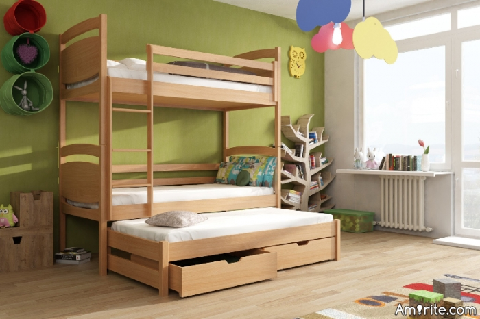 Bunk/Trundle Bed: Have you ever slept in one?