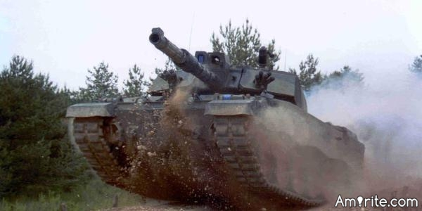 What are the general parking rules for tanks in gated communities?