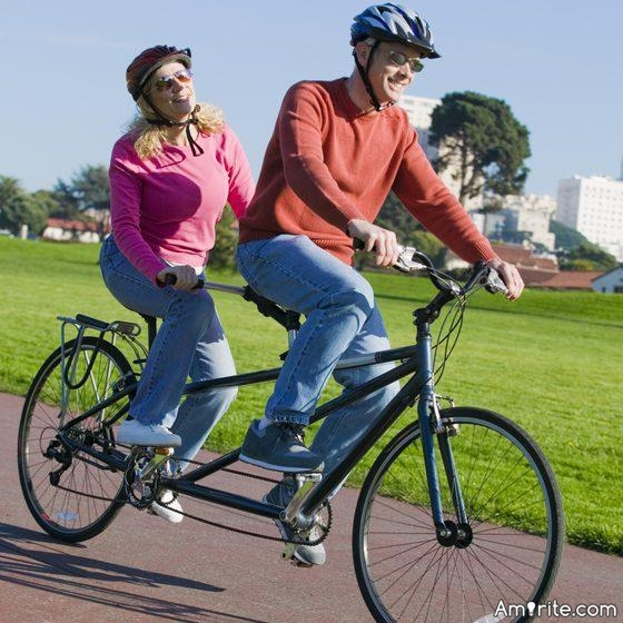 Have you ever ridden on a bicycle built for two?   Tell us about your experience!