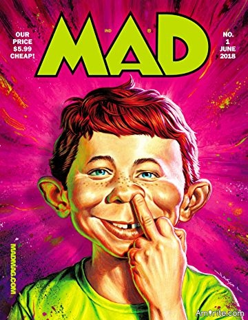 "Did you read ""Mad"" magazine when you were young?"