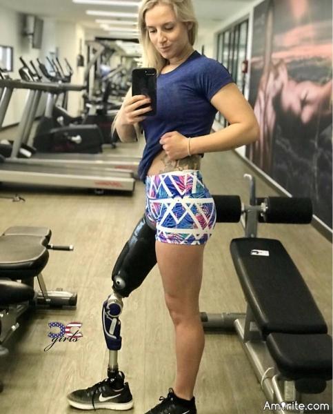 Bionics are sexy