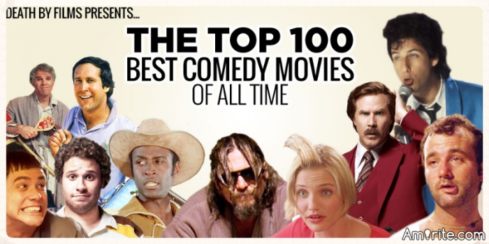 The best comedy movies that you've seen are? If you have time, post the movie trailer.