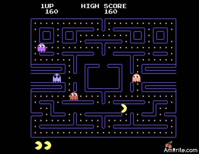 Why doesn't Pacman seem to have a ****? I do get Donald Duck's problem, since those nephews are a bunch of total cockblockers.