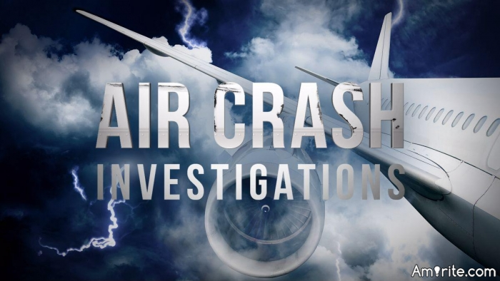"An actually serious question (I know, being serious ruins my reputation). Do you like watching National Geographic's ""Air Crash Investigation""? I find a lot of silly facts, that can go wrong and always will, but I don't have a license, so don't come blaming me, when it all goes downhill."