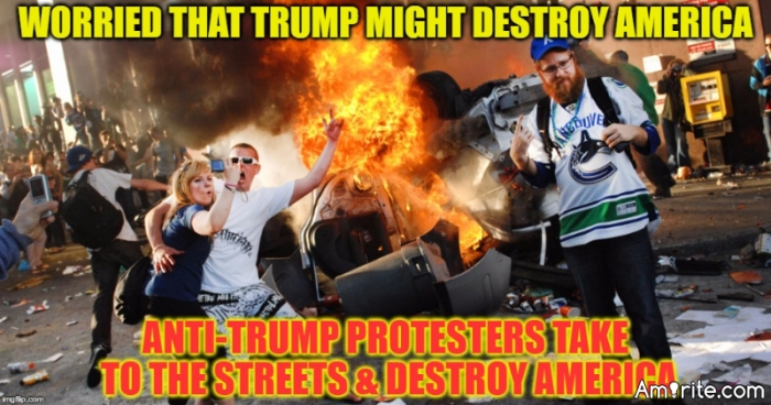 Who's actually destroying America?