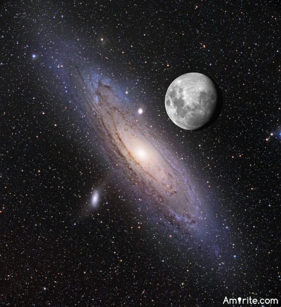 Do you know what Andromeda is?