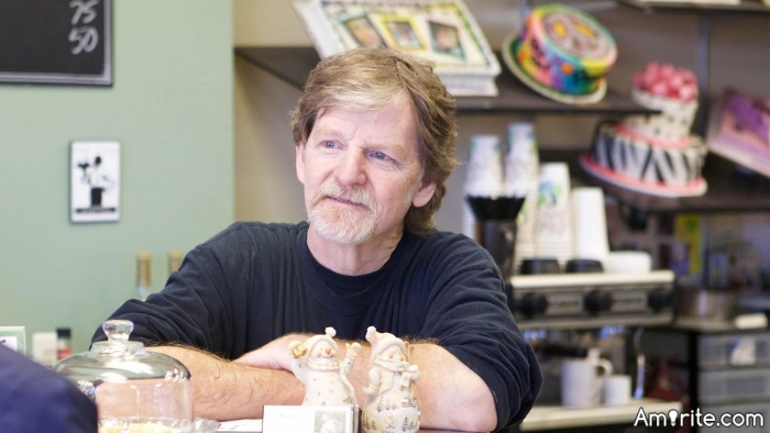 """Colorado just seems to be looking for opportunities to punish me for my faith."" – Jack Phillips"