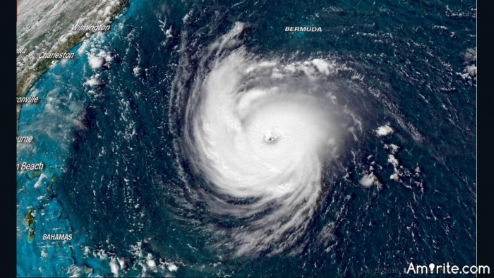 Do Residents In The Path Of Big Storms Like Florence Have The Right To Remain When Evacuations Are Ordered?