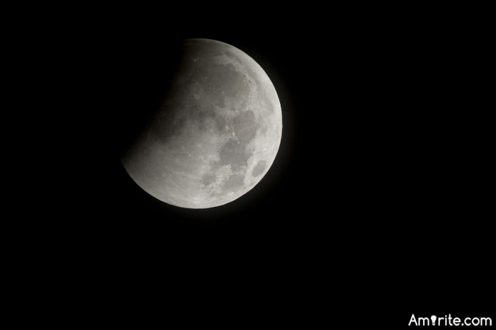 Have you ever viewed the moon through a telescope?